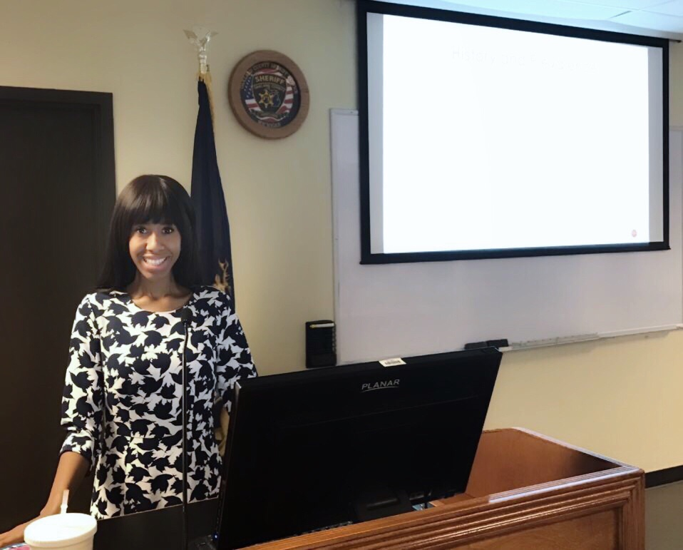 "Lia Jamerson, clinical therapist, presented on Bipolar Disorder at Oakland County Community Health Authority's ""Crisis Intervention Treatment (CIT) Team Training"" for police officers, corrections officers and Oakland County sheriffs. While on duty, many officers encounter individuals with and without mental illness. I was invited to share information regarding common symptoms and signs of psychosis; prognosis; treatment methods; and supportive ways to communicate and interact with someone experiencing varying severities of mania and depression. When we have more knowledge, there is less of a stigma surrounding mental health. I enjoyed presenting to this audience of law enforcement officers. I am pleased to have been invited to present again at future trainings.    For speaking engagements, or professional consultation, call 248-385-2320 or email liajamerson@dayspringvision.com and visit dayspringvision.com"