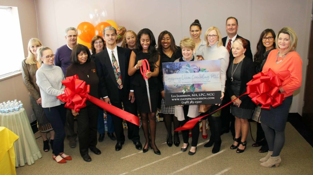 Dayspring Vision Counseling, PLLC's Ribbon Cutting Ceremony and Open House